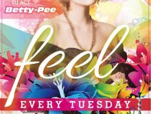 FEEL with BETTY-PEE ODEON ROPPONGI