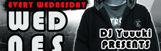 R&B WEDNESDAYS ODEON ROPPONGI
