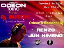 Filipino DJs In Tokyo