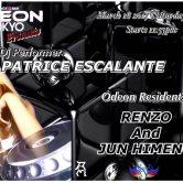 DJ Patrice , Renzo Special Odeon ROPPONGI
