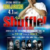 Shuffle every 1st Saturday Odeon Roppongi