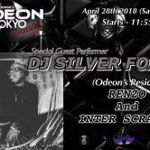 DJ Silver Fox  Odeon ROPPONGI
