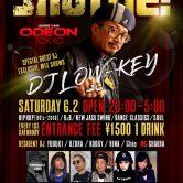 Shuffle Tokyo Odeon nightclub party