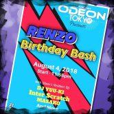 RENZOs Birthday Bash + Shuffle V 26