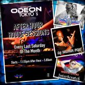 After Hours House Sessions Odeon Roppongi