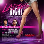 odeon thursday night ladies night