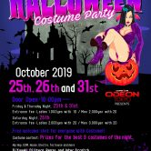 HALLOWEEN COSTUME PARTY 2019 ODEON