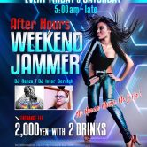 After Hours Weekend Jammmer ODEON ROPPONGI